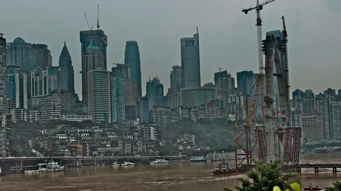 китайский город Чунцин фото 4 (700x393, 288Kb)