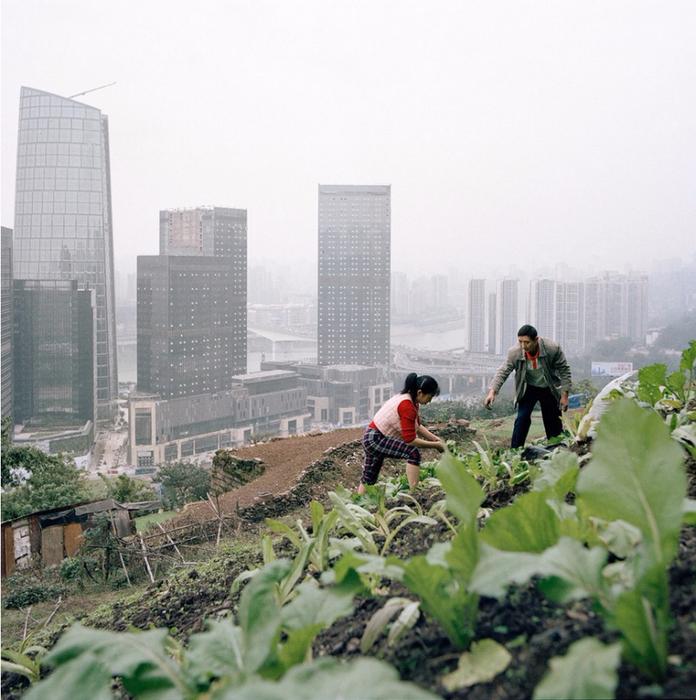 китайский город Чунцин фото 12 (696x700, 464Kb)