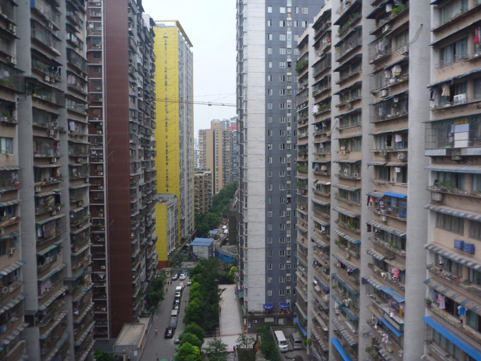 китайский город Чунцин фото 15 (700x525, 411Kb)