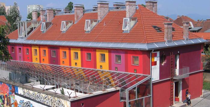 тюремный отель Hostel Celica 1 (700x357, 369Kb)