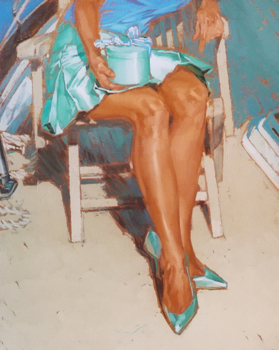 Работы художницы Kim Starr12 (559x700, 396Kb)