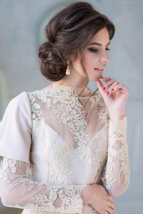 винтажное-свадебное-платье-3 (467x700, 329Kb)