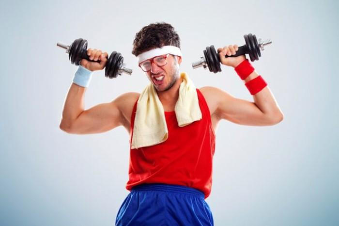 Мифы о фитнесе, в которые верят все новички