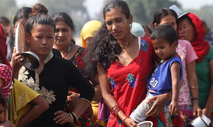 После землетрясения в Непале женщин и детей начали обучать дзюдо