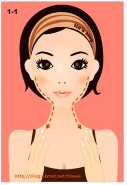 Омолаживающий Массаж Асахи (ZOGAN) для лица в картинках (13) (261x379, 56Kb)