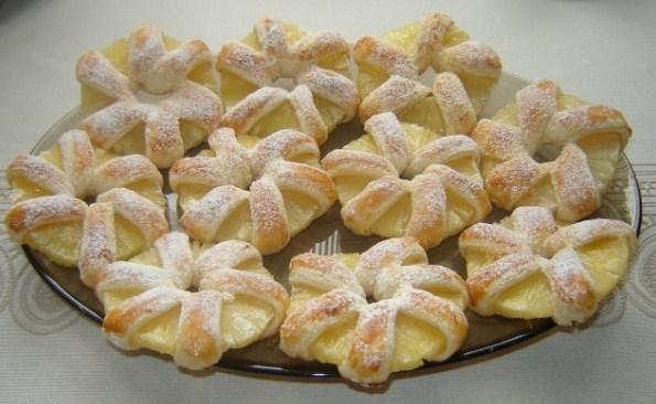23b65 печенье с ананасами (595x366, 165Kb)