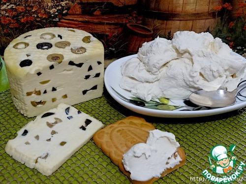 Мягкий сыр своими руками