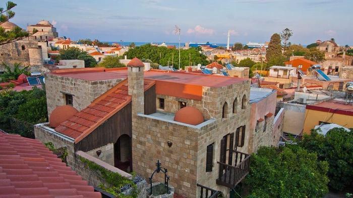отель S.Nikolis' на острове родос 10 (700x394, 340Kb)