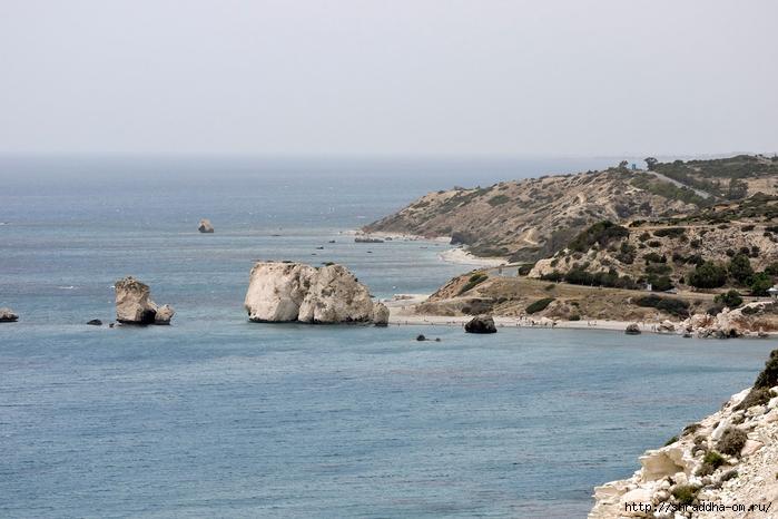 Кипр, бухта Афродиты (16) (700x466, 247Kb)