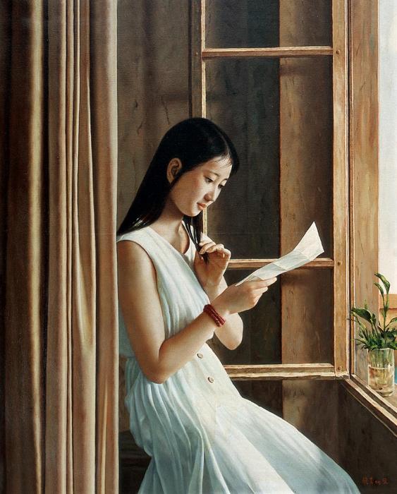 晓青(Xiao Qing)-www.kaifineart.com-6 (563x700, 439Kb)