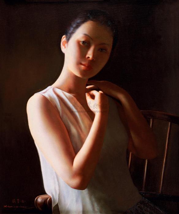 晓青(Xiao Qing)-www.kaifineart.com-14 (584x700, 308Kb)