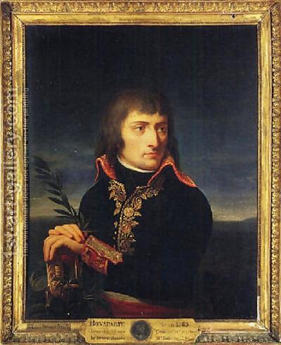 Портрет Наполеона Бонапарта (1769-1821), (400x491, 79Kb)