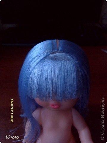 волосы из лент для кукол (360x480, 107Kb)