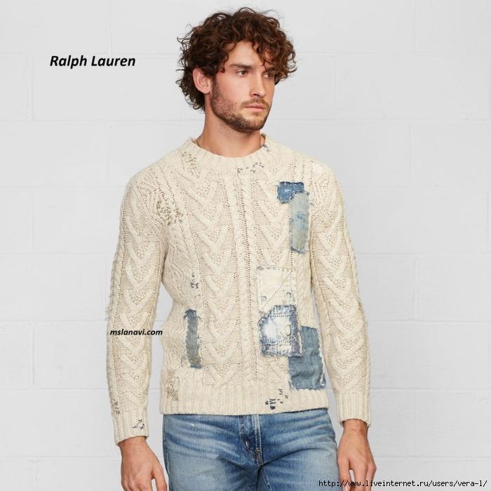 Мужской-пуловер-спицами-от-Ralph-Lauren-1024x1024 (700x700, 265Kb)