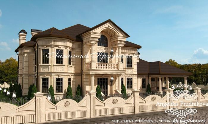 Дизайн экстерьера дома в средиземноморском стиле в посёлке Монтевиль /5994043_01_proektfasadadomavposelkemontevil (700x420, 225Kb)