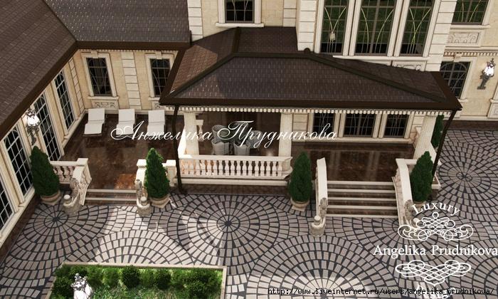 Дизайн экстерьера дома в средиземноморском стиле в посёлке Монтевиль /5994043_07_proektfasadadomavposelkemontevil (700x420, 283Kb)