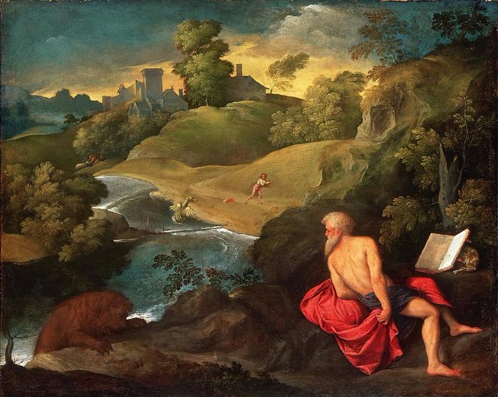 1571 Венеция) -- Святой �