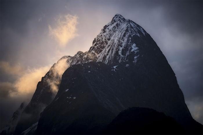 Зимняя сказка в Новой Зеландии. Потрясающая природа!