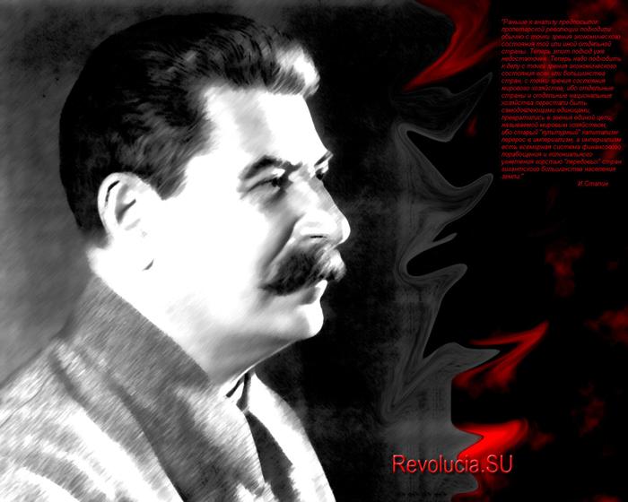 Joseph Stalin by Revolucia.su (700x560, 244Kb)