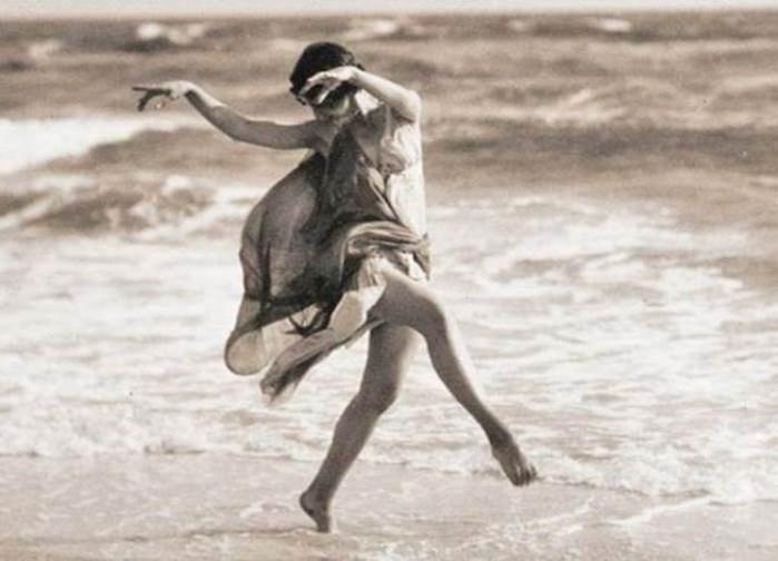 Школа танца Айседоры Дункан: неуместный эротизм или искусство будущего?