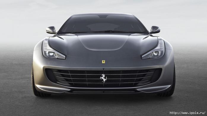 """alt=""""Ferrari GTC4Lusso и совершенствование конструкции автомобиля"""""""