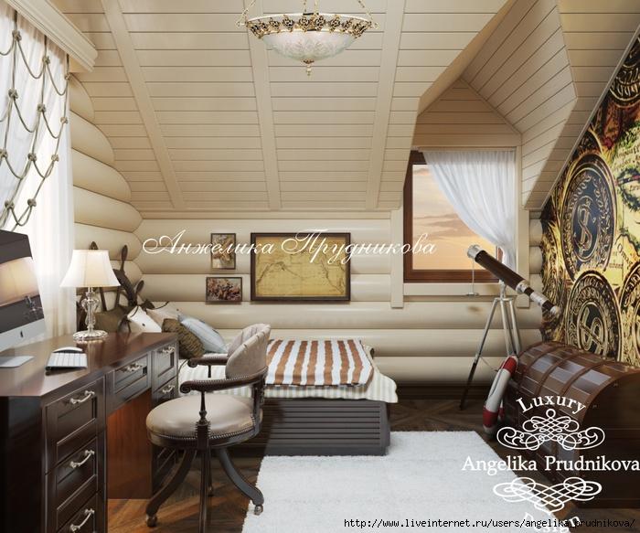 Дизайн детской комнаты в пиратском стиле/5994043_ren_0000_2 (700x583, 270Kb)