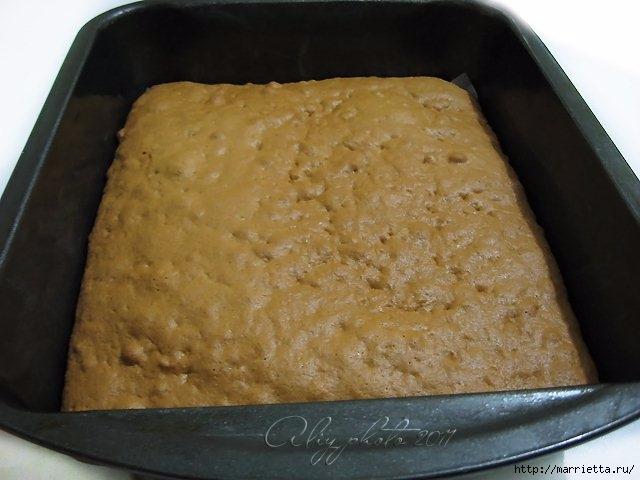 Медовик без масла. Рецепт вкусного тортика (6) (640x480, 141Kb)