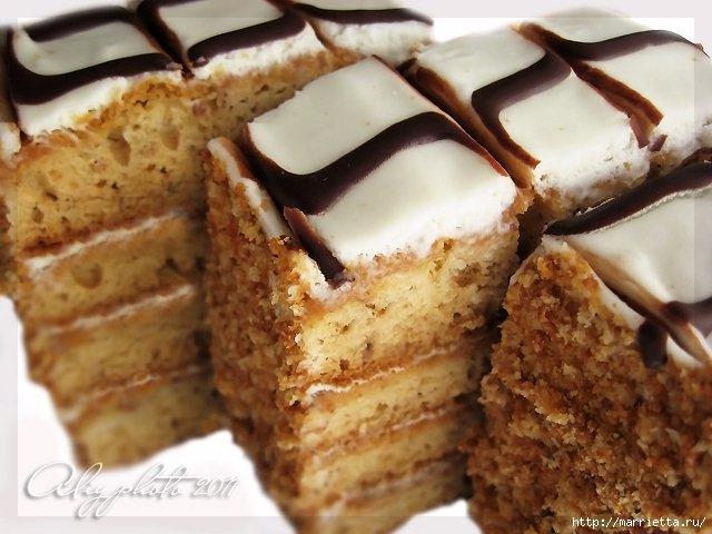Медовик без масла. Рецепт вкусного тортика (10) (640x480, 171Kb)
