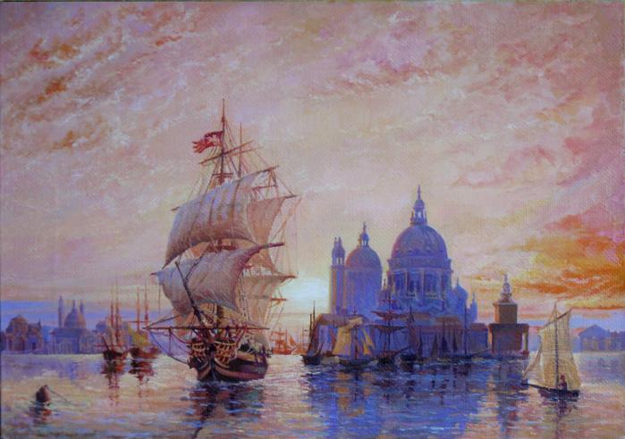 Флагман Венеции инет (700x492, 501Kb)