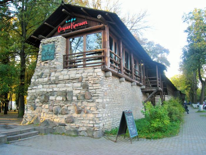 кафе Старая крепость (700x525, 484Kb)