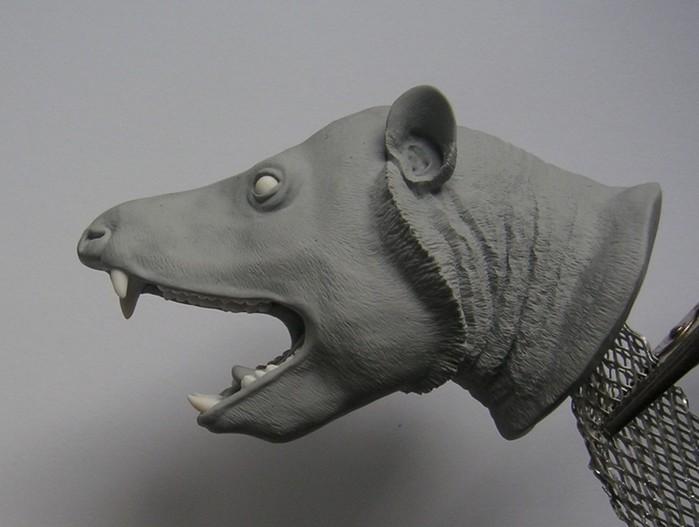 Мегаладапис Эдвардса— огромный древний лемур