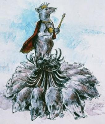 Страшнее крысы зверя нет, или Три истории о крысином короле