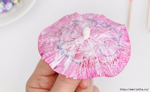 Красивые зонтики для коктейлей своими руками (4) (628x386, 116Kb)