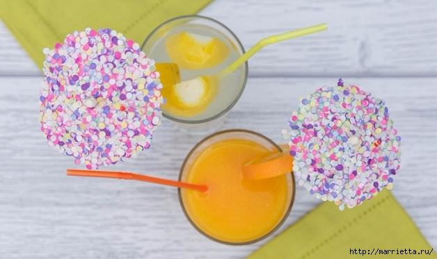Красивые зонтики для коктейлей своими руками (8) (628x373, 144Kb)