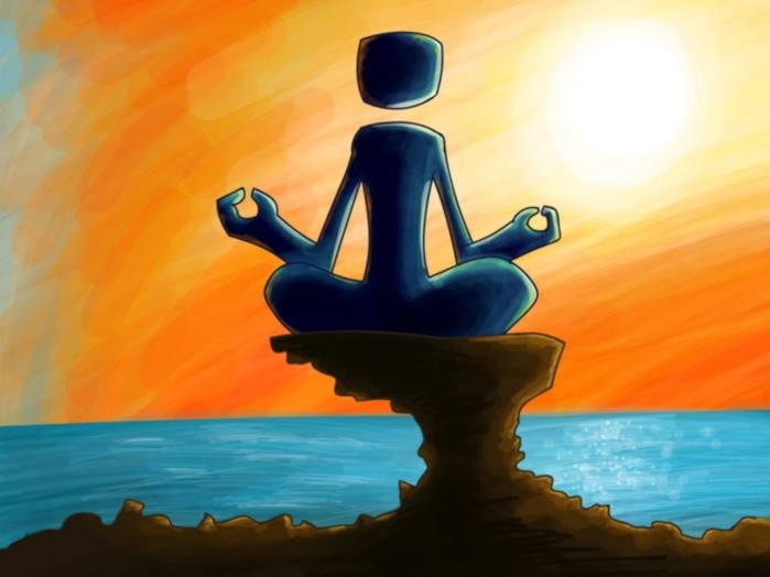 Что может произойти во время медитации