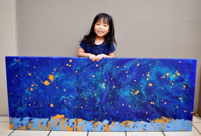 юная художница кэтти 1 (700x472, 360Kb)