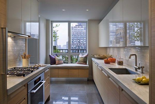 Красивые маленькие кухни3 (600x403, 182Kb)