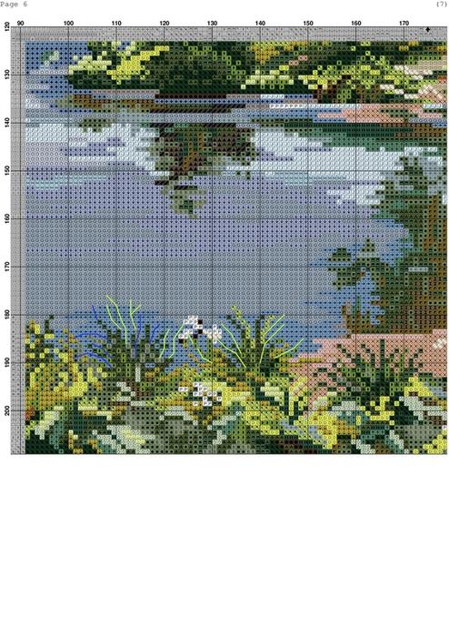 Березы у реки-006 (494x700, 380Kb)