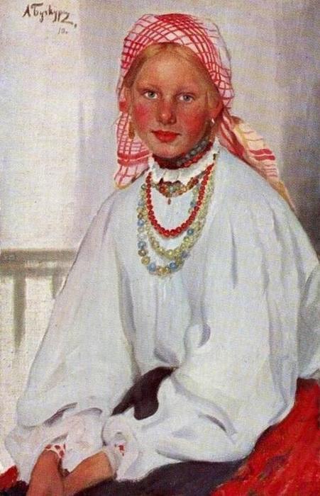 Тугариха. 1910 Бучкури Александр Алексеевич (1870-1942) (451x700, 138Kb)