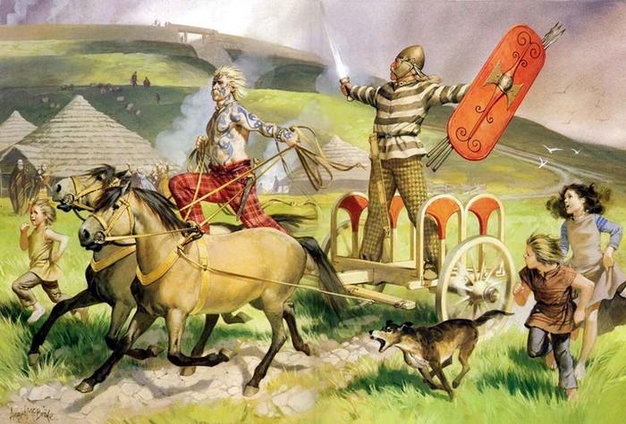 Что вы не знали о кельтах: загадочные факты о древнем народе