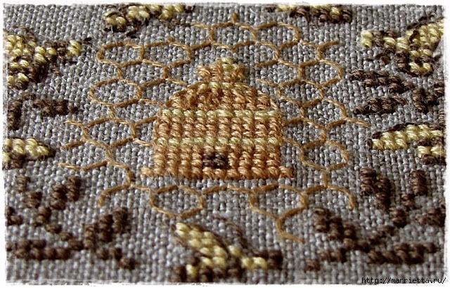 Красивая вышивка для украшения баночек с медом (13) (640x410, 305Kb)