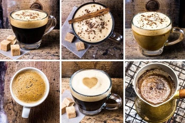 Традиционные рецепты кофе из разных стран