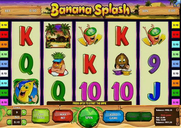 1. Banana Splash (616x436, 312Kb)