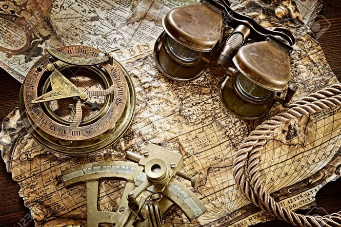 Кто придумал компас? Древние устройства