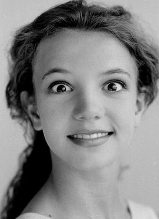 Фотографии 13-летней Бритни Спирс