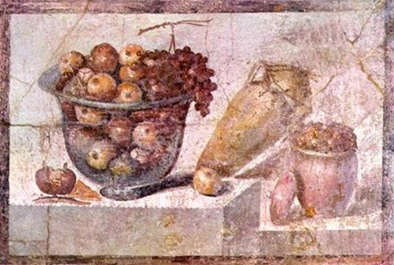 Лазеры помогут реставрировать фрески в Помпеях
