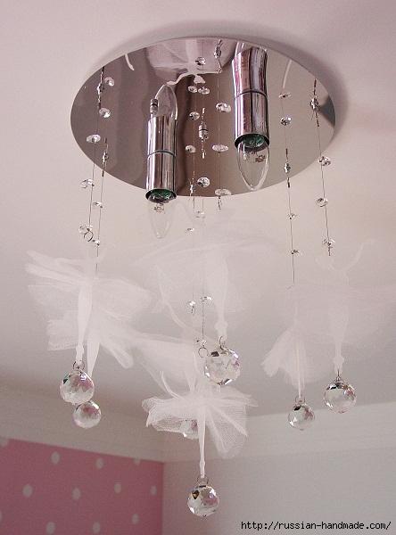 Балеринки под потолком. Красивая идея для детской комнаты (1) (444x600, 154Kb)