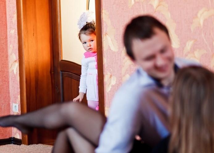 Дети и нагота родителей: во первых, это неприлично