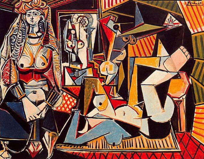 Современное искусство сделало гигантский скачок