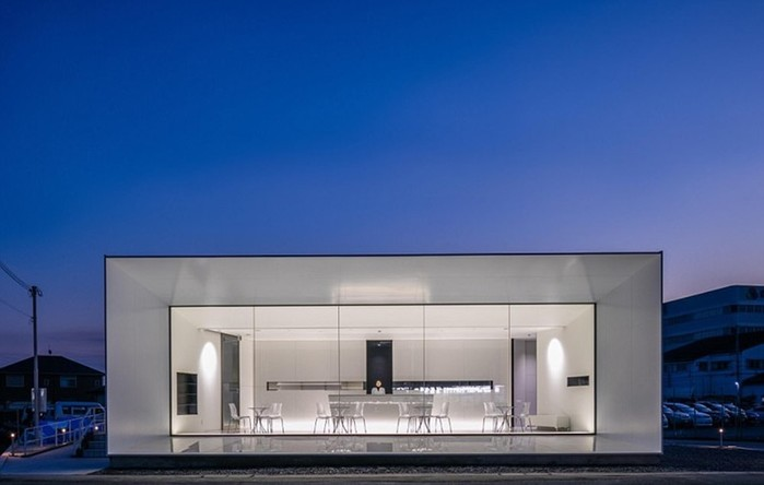 Архитектура будущего. Лучшие архитектурные проекты мира